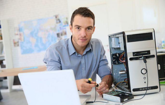 Benjamin - Technicien Informatique