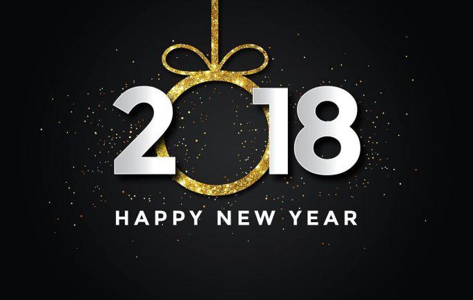 Tous nos voeux pour 2018
